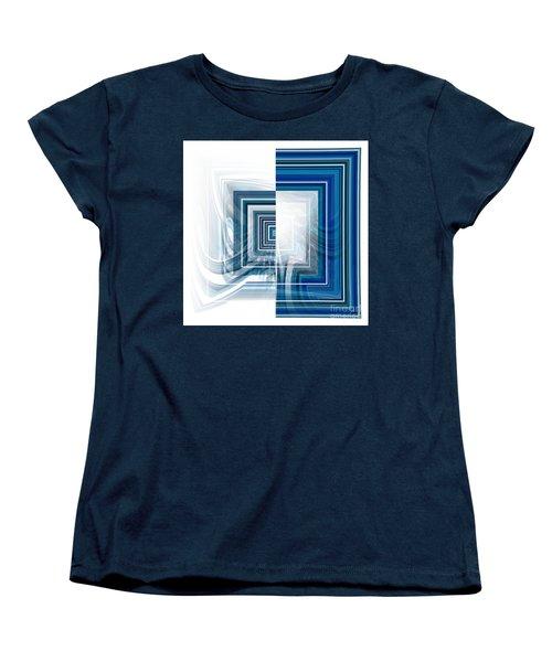 Weak And Strong Women's T-Shirt (Standard Cut) by Thibault Toussaint