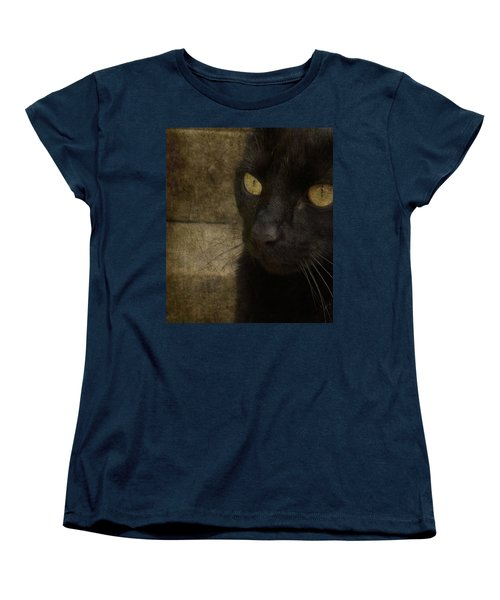 Women's T-Shirt (Standard Cut) featuring the photograph Wee Sybil  by Paul Lovering