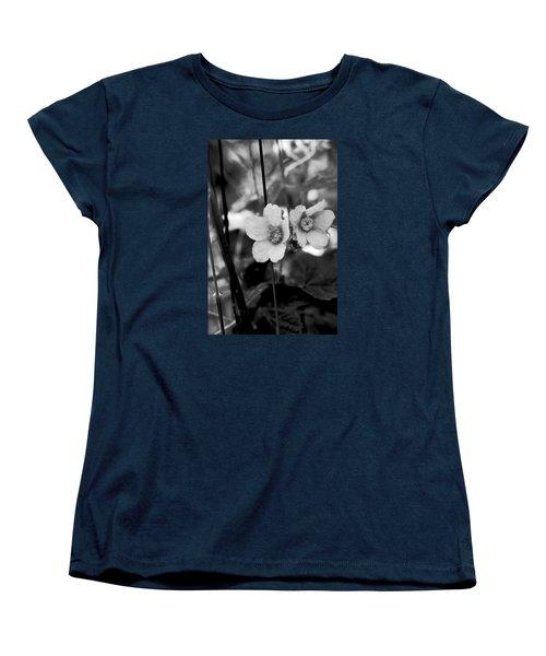 Weeds 1 Women's T-Shirt (Standard Cut) by Simone Ochrym