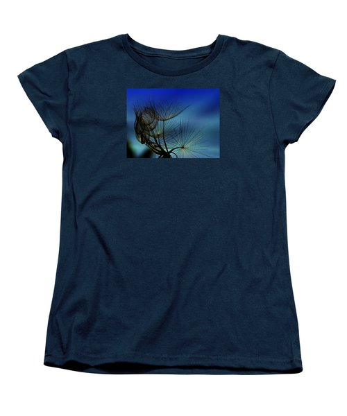 Weeds Can Be Beautiful.... Women's T-Shirt (Standard Cut) by Judy  Johnson