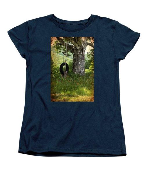 Weeee  Women's T-Shirt (Standard Cut) by Betty Pauwels