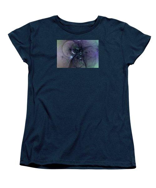 Weight Of The World Women's T-Shirt (Standard Cut) by Jeff Iverson