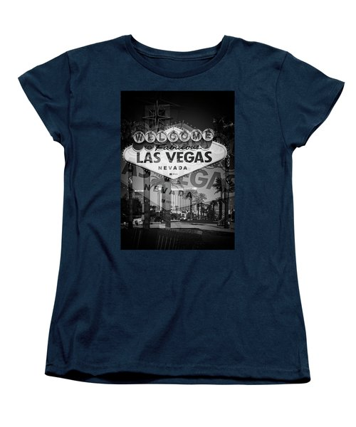 Welcome To Vegas Xiv Women's T-Shirt (Standard Cut)