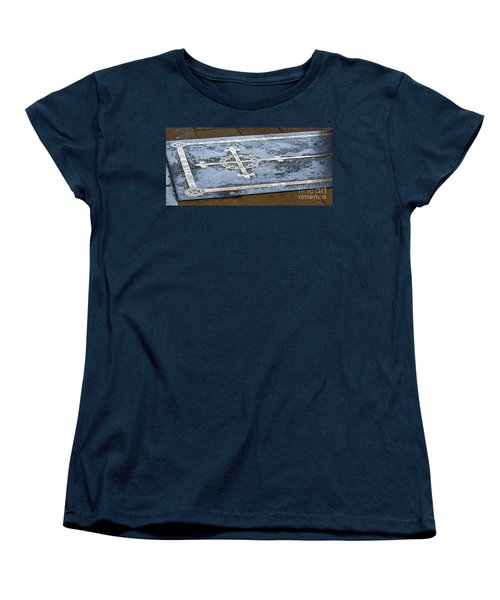 Wells Cathedral Tomb Women's T-Shirt (Standard Cut) by Colin Rayner