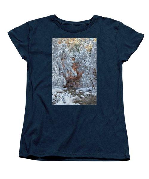 Westfork Charms Me Women's T-Shirt (Standard Cut) by Tom Kelly