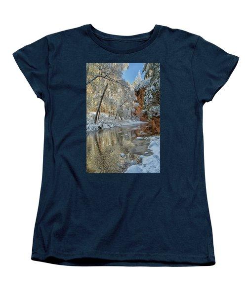 Westfork's Beauty Women's T-Shirt (Standard Cut) by Tom Kelly