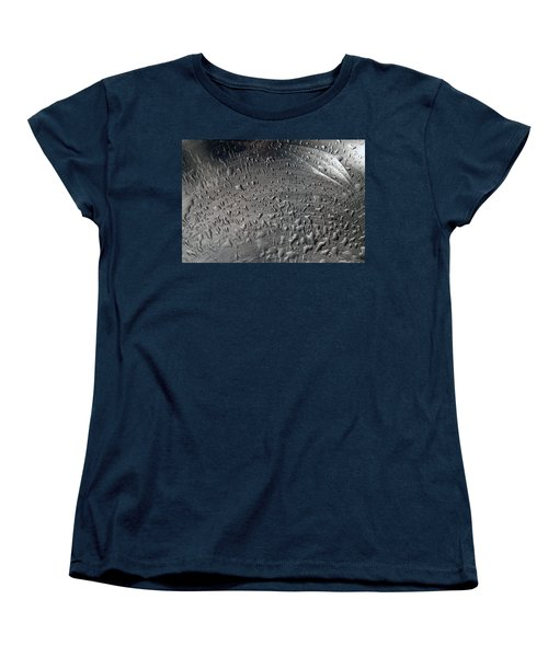 Wet Steel Women's T-Shirt (Standard Cut) by Keith Armstrong