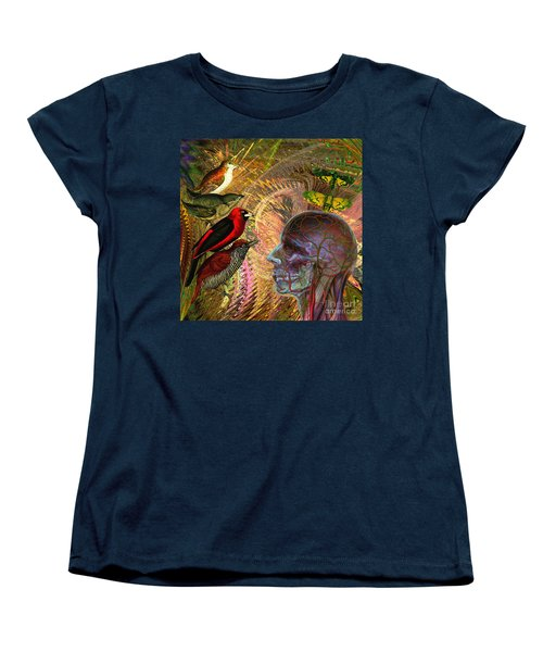 We've Notice A Change In You Women's T-Shirt (Standard Cut) by Joseph Mosley