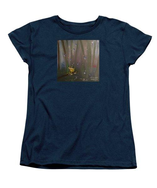 What Women's T-Shirt (Standard Cut)