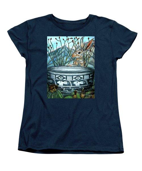 What Have We Here? Women's T-Shirt (Standard Cut) by Kim Jones