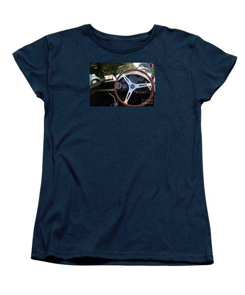 Wheel Women's T-Shirt (Standard Cut) by Gary Bridger