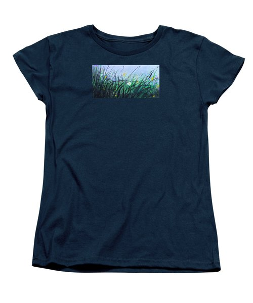 When The Rain Is Gone Women's T-Shirt (Standard Cut) by Kume Bryant