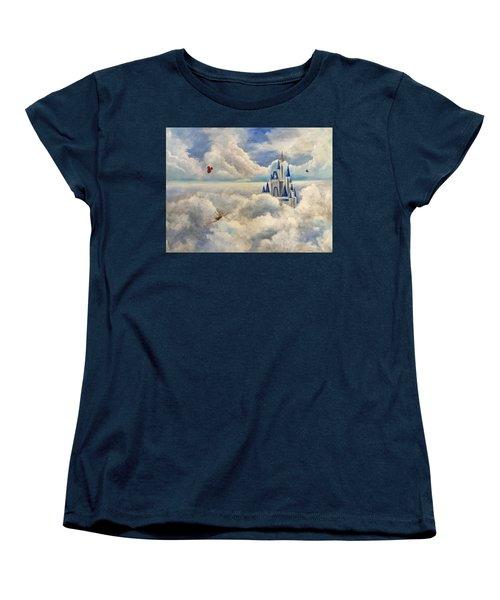 Where Dreams Come True Women's T-Shirt (Standard Cut)