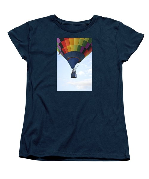 Where Will The Winds Take Us? Women's T-Shirt (Standard Cut) by Linda Geiger