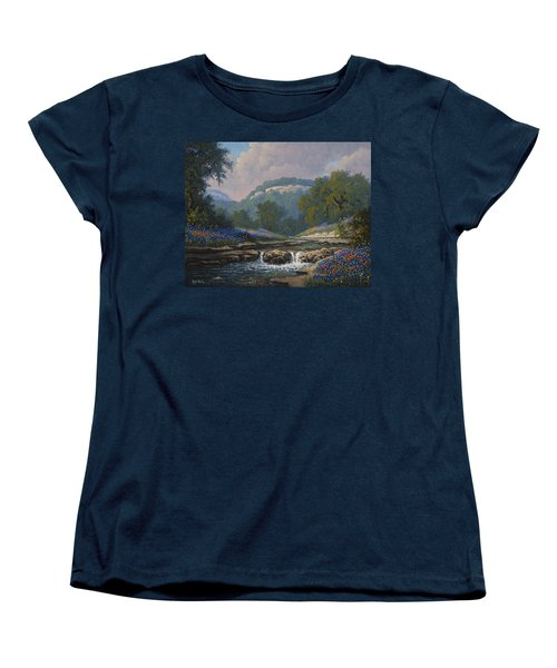 Whispering Creek Women's T-Shirt (Standard Cut)
