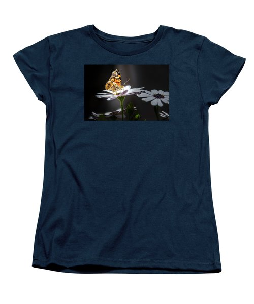 Whispering Wings II Women's T-Shirt (Standard Cut) by Mark Dunton