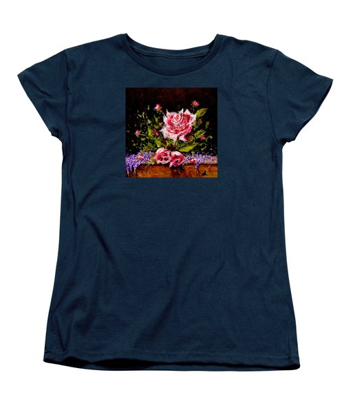 Whispers Of Love.. Women's T-Shirt (Standard Cut) by Cristina Mihailescu