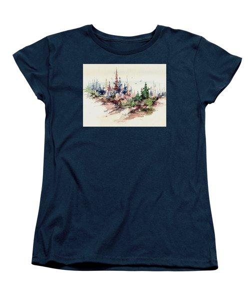 Wilderness Women's T-Shirt (Standard Cut)