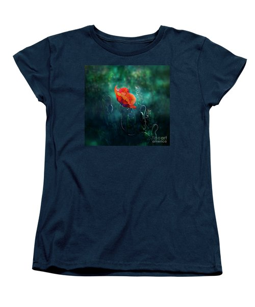 Wildest Dreams Women's T-Shirt (Standard Cut) by Agnieszka Mlicka