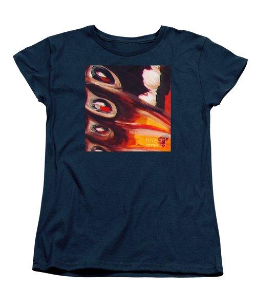 Wing Eyes Women's T-Shirt (Standard Cut)