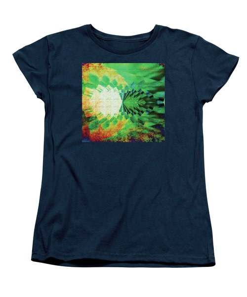 Winged Migration Women's T-Shirt (Standard Cut) by Paula Ayers