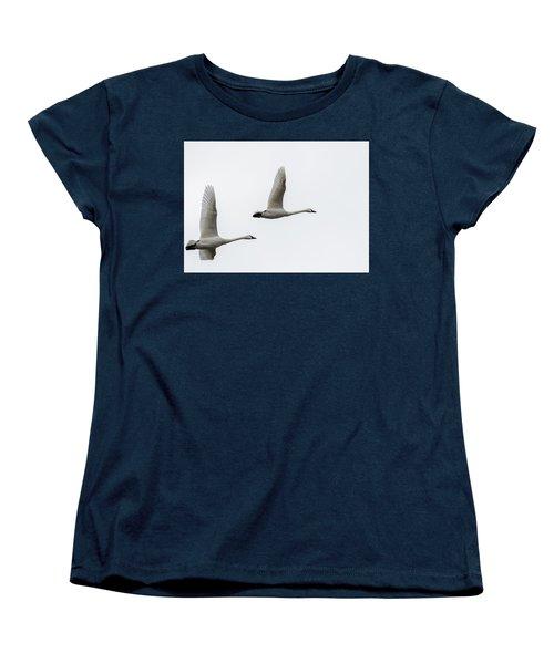 Winging Home Women's T-Shirt (Standard Cut)
