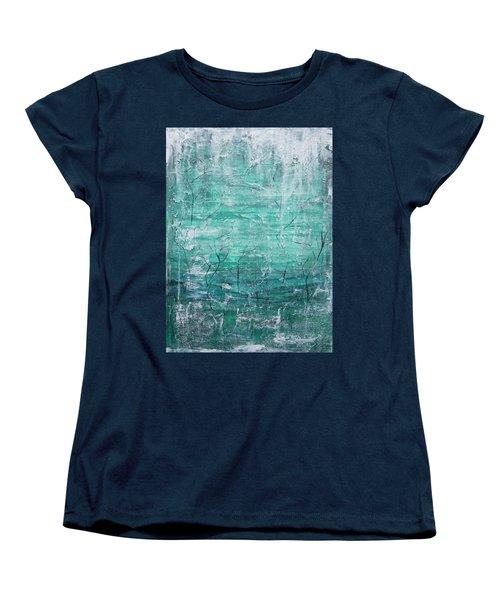 Winter Landscape Women's T-Shirt (Standard Cut)