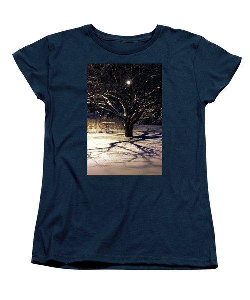 Winter Romace Women's T-Shirt (Standard Cut)