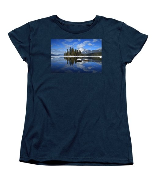 Winters Mirror Women's T-Shirt (Standard Cut)