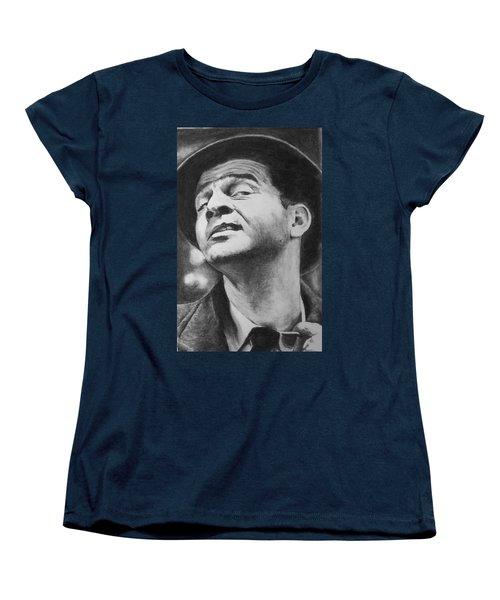 Wise Guy Women's T-Shirt (Standard Cut) by Rachel Hames