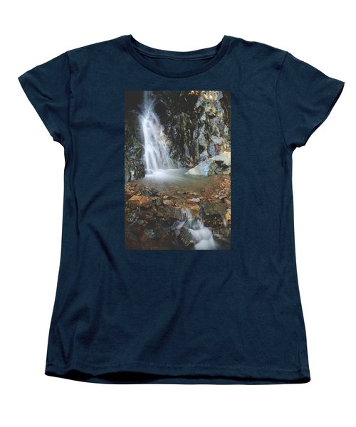 Women's T-Shirt (Standard Cut) featuring the photograph With Heart And Soul by Laurie Search