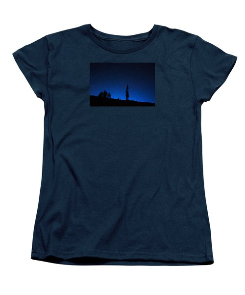Wonder In Wyoming Women's T-Shirt (Standard Cut) by Serge Skiba