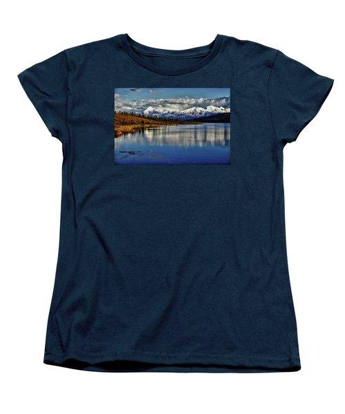 Wonder Lake IIi Women's T-Shirt (Standard Cut)