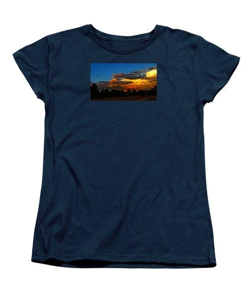 Wonder Walk Women's T-Shirt (Standard Cut) by Eric Dee