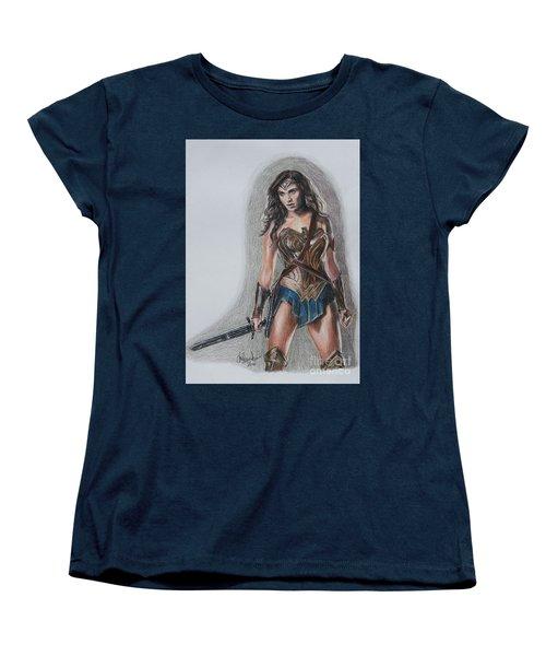 Wonder Woman Women's T-Shirt (Standard Cut)