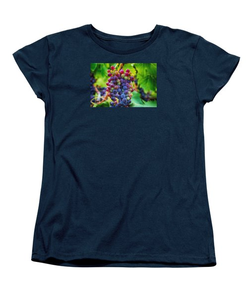 Women's T-Shirt (Standard Cut) featuring the photograph Wonderful Colors by Lynn Hopwood