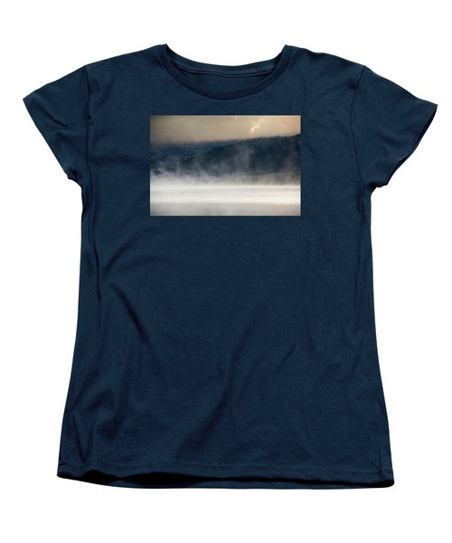 Wow Women's T-Shirt (Standard Cut) by Brian N Duram
