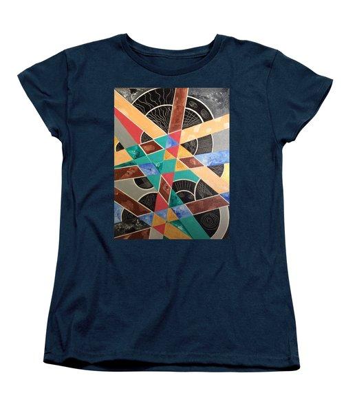 Wrong And Sad Women's T-Shirt (Standard Cut) by Hang Ho