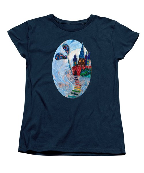 Wuthering Heights Women's T-Shirt (Standard Cut) by Aqualia