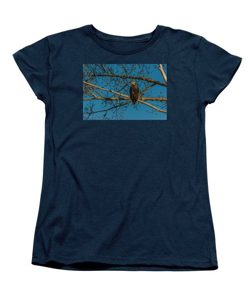 X Marks The Spot Women's T-Shirt (Standard Cut) by Yeates Photography