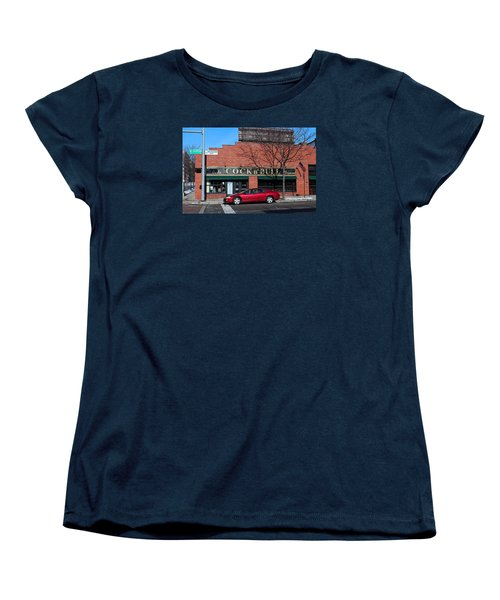 Women's T-Shirt (Standard Cut) featuring the photograph Ye Olde Cock N Bull by Michiale Schneider