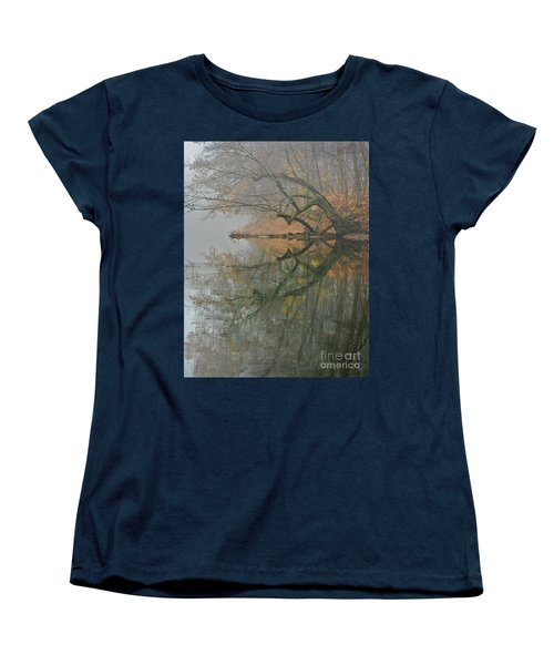 Women's T-Shirt (Standard Cut) featuring the photograph Yearming by Tom Cameron