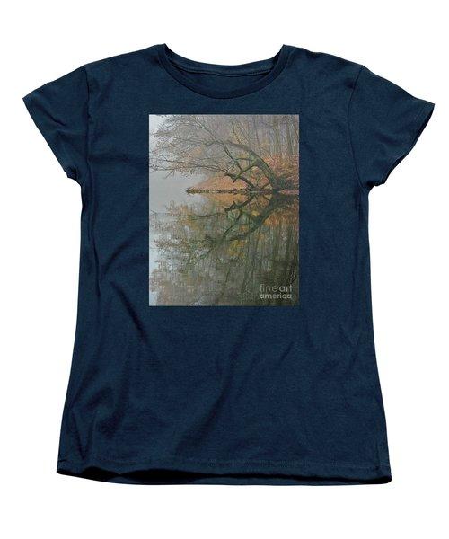 Yearming Women's T-Shirt (Standard Cut) by Tom Cameron