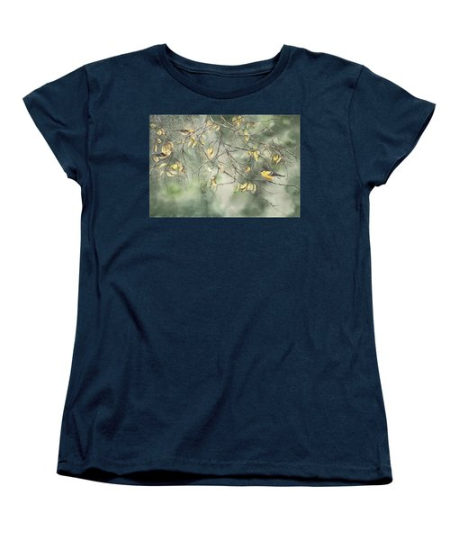 Yellow Finch Women's T-Shirt (Standard Cut)