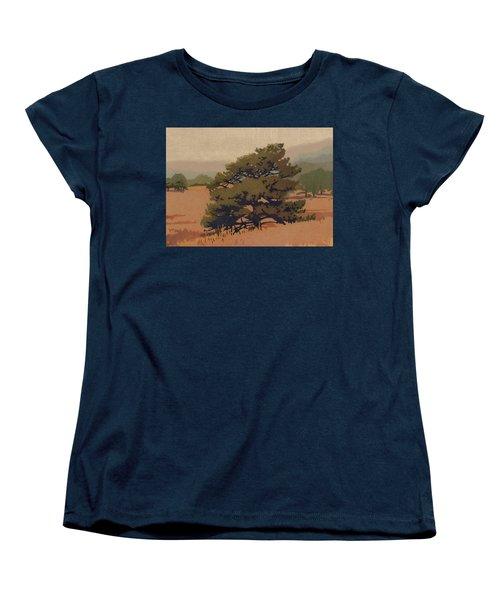 Yellow Pine Women's T-Shirt (Standard Cut) by Dan Miller