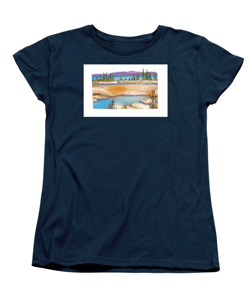 Yellowstone Women's T-Shirt (Standard Cut)