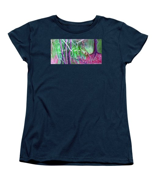Yesterday's Dream Women's T-Shirt (Standard Cut) by Susan DeLain