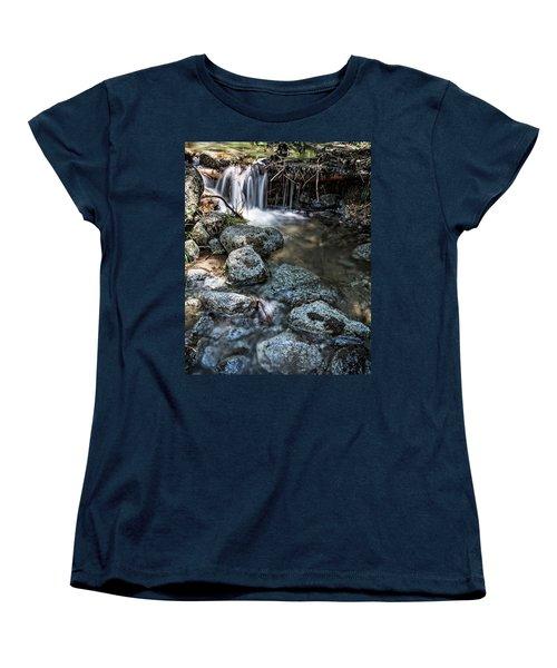 Yosemite View 17 Women's T-Shirt (Standard Cut) by Ryan Weddle