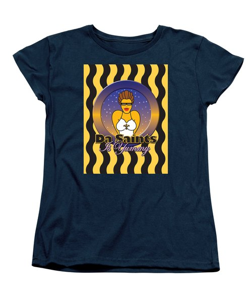 Yummy Women's T-Shirt (Standard Cut) by Steve Ellis