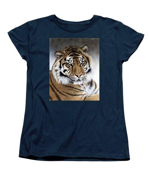 ZEN Women's T-Shirt (Standard Cut) by Sandi Baker